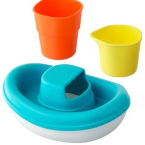 ของเล่นเด็ก - ชุดของเล่นอาบน้ำ 3 ชิ้น